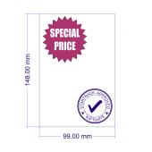 Lowest Price Startrack Labels - 3 rolls
